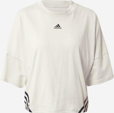 ADIDAS PERFORMANCE Camiseta funcional en beige / negro, Vista del producto