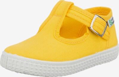 natural world Ballerina in gelb, Produktansicht