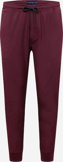 Abercrombie & Fitch Bikses 'NA ONLY TRAVELER', krāsa - bordo, Preces skats