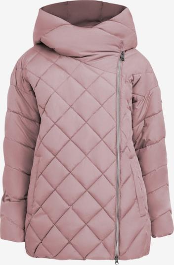 Finn Flare Steppjacke in grau / pink, Produktansicht