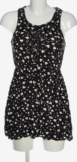 XXI Minikleid in S in schwarz / weiß, Produktansicht