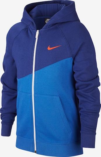 Nike Sportswear Jacke in blau / dunkelblau, Produktansicht