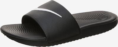 Nike Sportswear Badesandale in schwarz, Produktansicht
