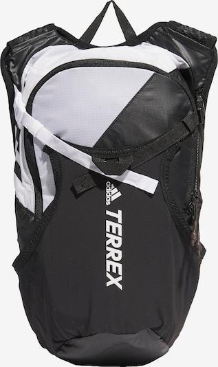adidas Terrex Sportrucksack in schwarz / weiß, Produktansicht