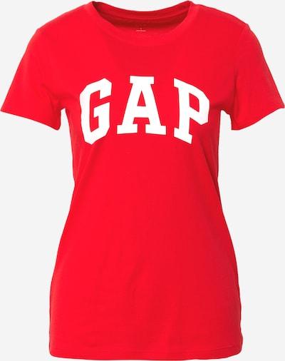 GAP Tričko - červená / biela, Produkt