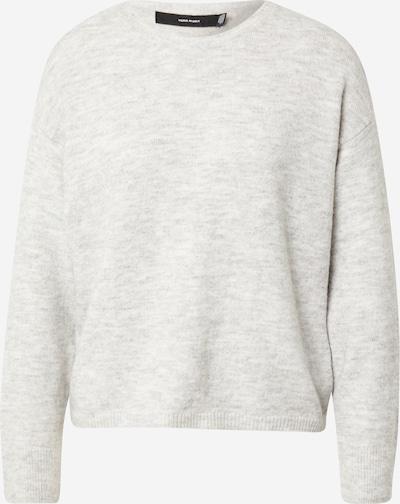 VERO MODA Pullover 'PLAZA' in hellgrau, Produktansicht