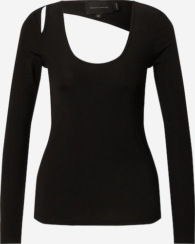 Birgitte Herskind Camiseta 'Jess' en negro, Vista del producto