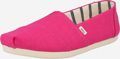 Papuci de casă TOMS pe roz, Vizualizare produs