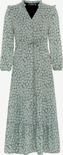 HALLHUBER Kleid in pastellblau / schwarz, Produktansicht