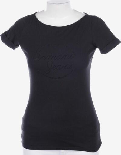 ARMANI Shirt in XS in schwarz, Produktansicht