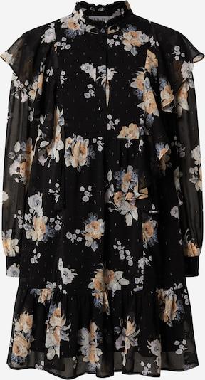 EDITED Vestido camisero 'Kenley' en mezcla de colores / negro, Vista del producto