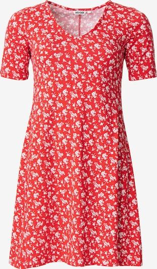 Rochie de vară 'Claire' Indiska pe roșu / alb, Vizualizare produs