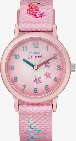 PRINZESSIN LILLIFEE Uhr in Pink