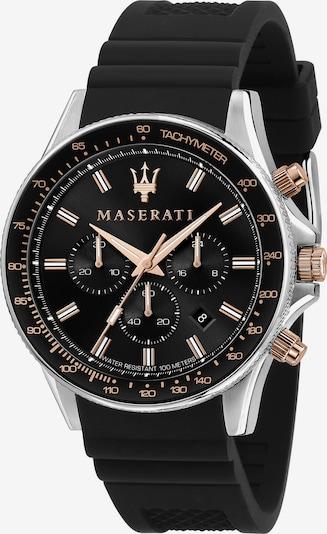 Maserati Chronograph 'SFIDA' in schwarz, Produktansicht