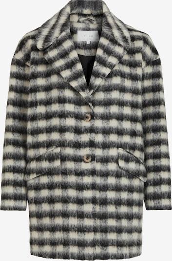 VILA Manteau mi-saison 'Alissi' en noir / blanc, Vue avec produit