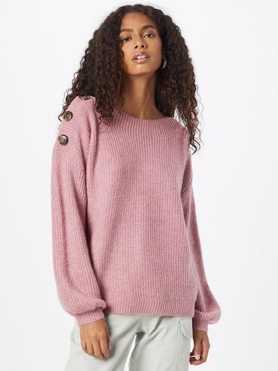 ONLY Pullover 'JADE' in rosa, Modelansicht