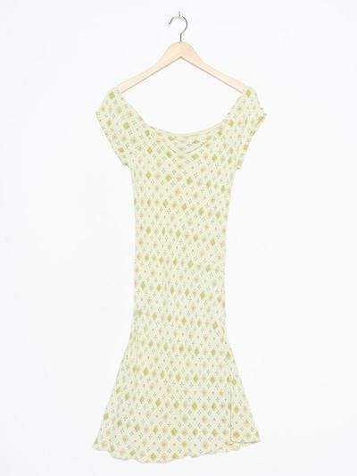 Angie Kleid in S in grün, Produktansicht