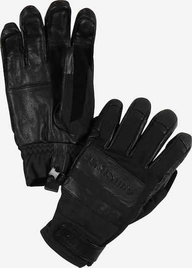QUIKSILVER Gants de sport 'SQUAD' en noir, Vue avec produit