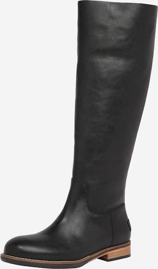 SHABBIES AMSTERDAM Bottes en noir, Vue avec produit