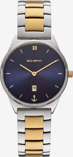 Paul Hewitt Uhr in navy / gold / silber, Produktansicht