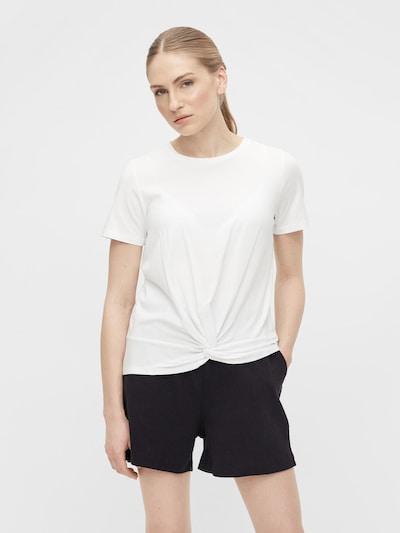 OBJECT Majica 'STEPHANIE' | bela barva: Frontalni pogled