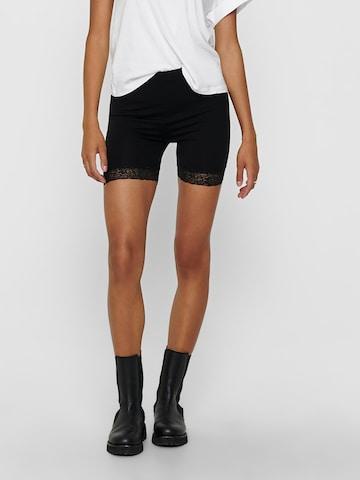 ONLY Leggings in Zwart