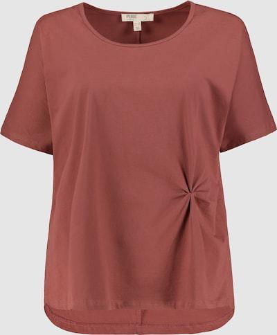 Ulla Popken Shirt in orange, Produktansicht