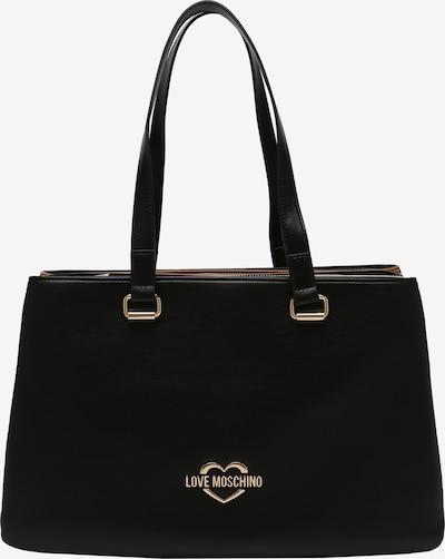 Love Moschino Tasche 'BORSA PU NERO MULTI' in schwarz, Produktansicht