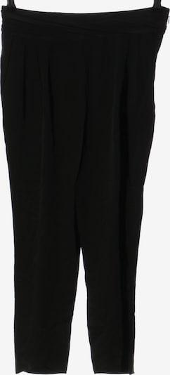 Faith Connexion Stoffhose in S in schwarz, Produktansicht
