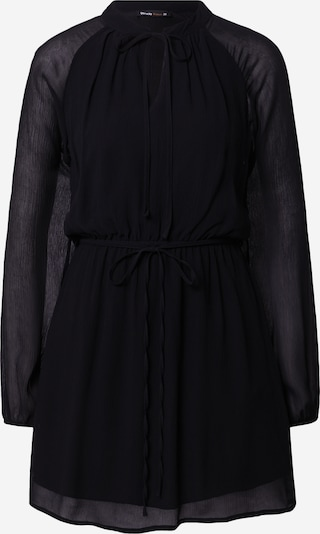 DeFacto Shirt dress in Black, Item view