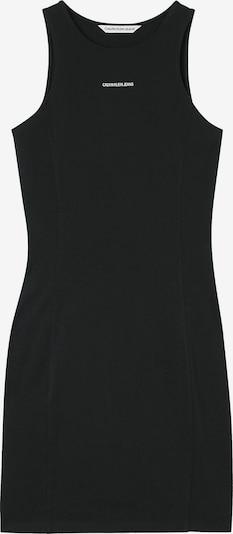 Calvin Klein Jeans Summer Dress in Black / White, Item view