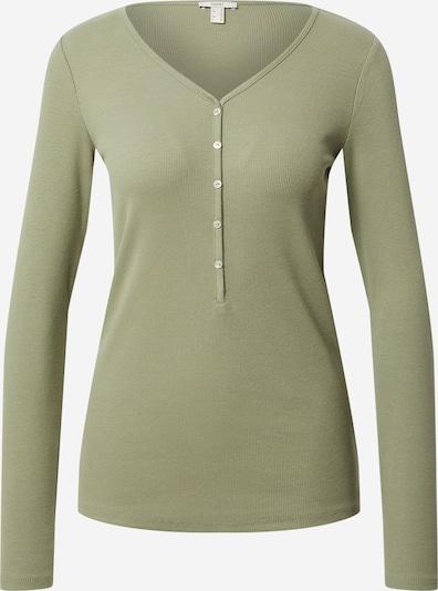 ESPRIT Shirt in khaki, Produktansicht