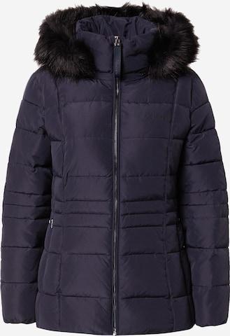 Calvin Klein Zimná bunda 'SORONA' - Modrá