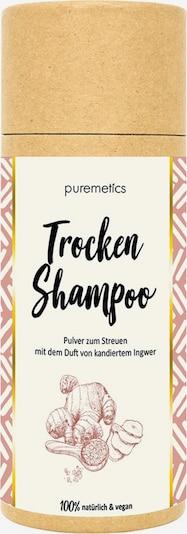 puremetics Trockenshampoo in beige, Produktansicht