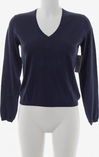 Malo V-Ausschnitt-Pullover in L in blau, Produktansicht