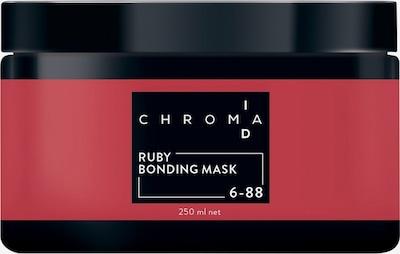 Schwarzkopf Professional Maske 'Bonding Color' in rot, Produktansicht