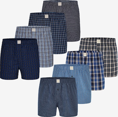 MG-1 Boxer shorts in Blue, Item view