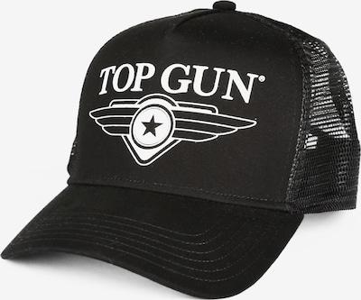 TOP GUN Cap in schwarz, Produktansicht