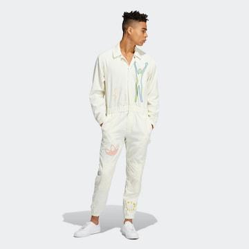 ADIDAS ORIGINALS Sweatsuit ' Love Unites' in White
