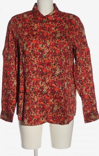 Coldwater Creek Langarmhemd in L in gold / rot / schwarz, Produktansicht