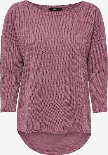 ONLY Trui 'Alba' in de kleur Rosé / Zwart, Productweergave