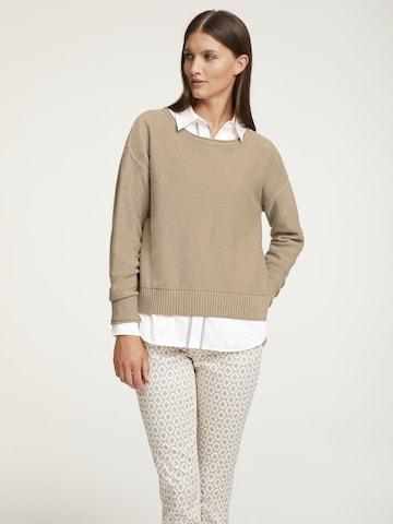 heine Sweater in Brown