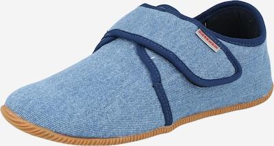 GIESSWEIN Zapatillas de casa 'Senscheid' en azul denim, Vista del producto