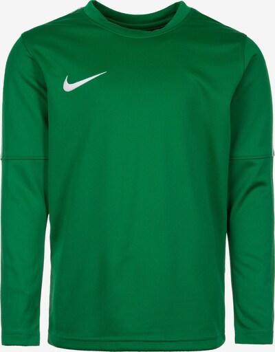 NIKE Trainingsshirt 'Park 18' in grasgrün / weiß, Produktansicht