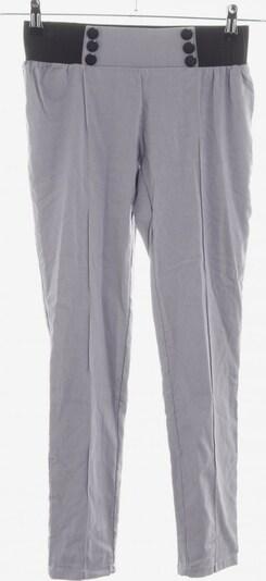 Zanzea Leggings in L in hellgrau / schwarz, Produktansicht