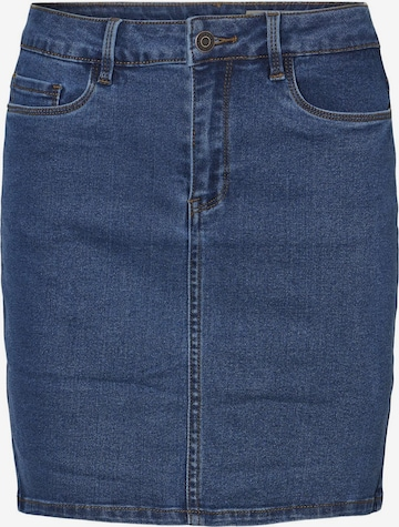 Vero Moda Tall Skirt 'Hot Seven' in Blue