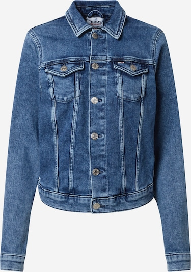 Tommy Jeans Prehodna jakna 'VIVIANNE' | moder denim barva, Prikaz izdelka