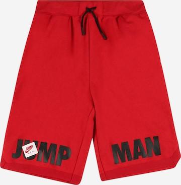 sarkans Jordan Bikses