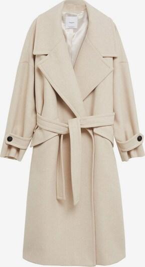 MANGO Mantel in perlweiß, Produktansicht
