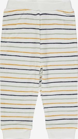 NAME IT Hose 'Ditim' in navy / khaki / orange / weiß, Produktansicht